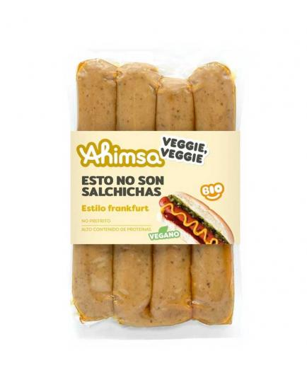 AHIMSA - Vegetable Sausage Bio - Frankfurt