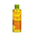 Alba Botanica - Body oil - Kukui nut