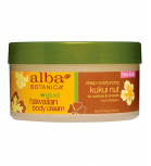 Alba Botanica - Mousturizing body cream - Kukui Nut