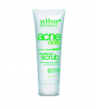 Alba Botanica - Scrub Acne face and body - oil-free