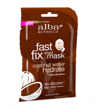 Alba Botanica - Fast Fix Sheet Mask - Coconut water Hydrate