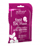 Alba Botanica - Fast Fix Sheet Mask - Camu Camu anti-wrinkle