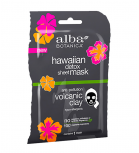 Alba Botanica - Hawaiian Detox Sheet Mask - Anti-pollution
