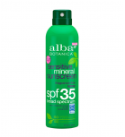Alba Botanica - Sensitive Mineral Sunscreen - SPF 35