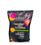 Alba Botanica - Hawaiian Detox Towelettes - Anti-pollution