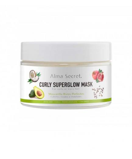 Alma Secret - Curly Superglow hair mask for curly hair