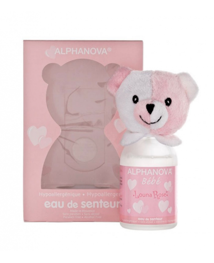 Alphanova - Fragancia para bebé - Louna Rose