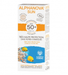 Alphanova - Hypoallergenic Facial Sunscreen with colour - SPF 50+