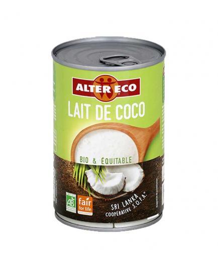 Alter Eco - Bio coconut milk 400ml