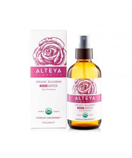 Alteya Organics - Organic Bulgarian Rose Water - 240ml