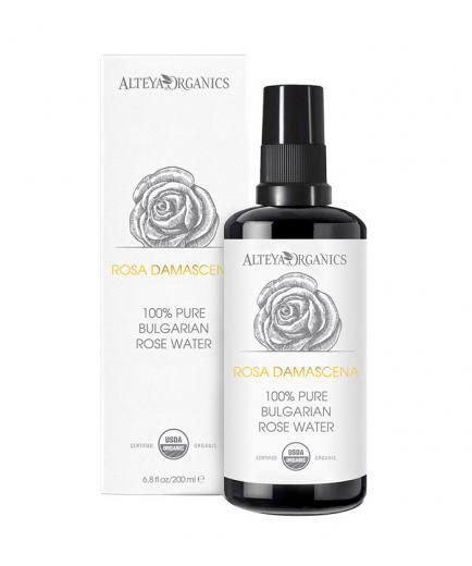 Alteya Organics - Organic Bulgarian Rose Water - Spray 200ml