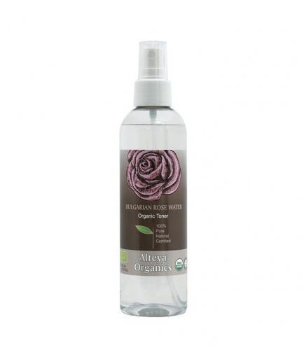 Alteya Organics - Organic Bulgarian Rose Water - Spray 250ml