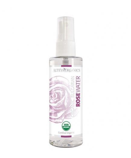 Alteya Organics - Organic Rose Water (Rosa Damascena) - Spray 100ml