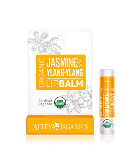 Alteya Organics - Lip Balm - Jasmine & Ylang-Ylang