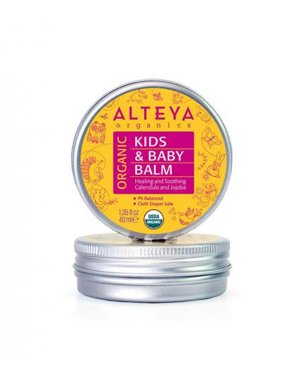 Alteya Organics - Kids & Baby Balm 40 ml.