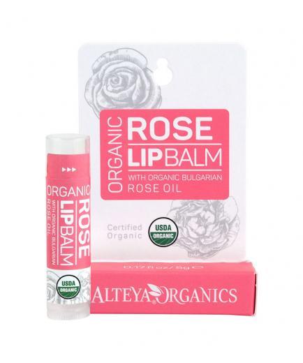 Alteya Organics - Balm lip repair - Bulgarina Rose