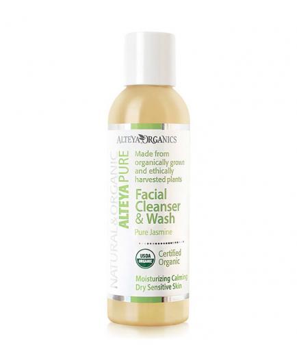 Alteya Organics - Facial Cleanser and Wash - Pure Jasmine