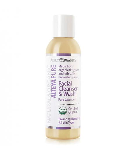 Alteya Organics - Facial Cleanser and Wash - Pure Lavender