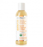 Alteya Organics - Facial Cleanser and Wash - Grapefruit & Zdravetz