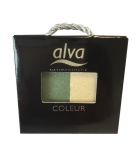 Alva - Creamy Eye Shadow Duo - Green Crush
