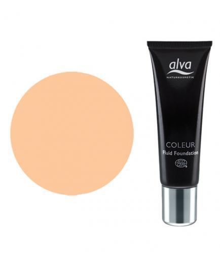 Alva - Fluid Foundation - Light