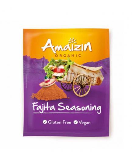 Amaizin Organic - Condiment for Bio fajitas Fajita Seasoning