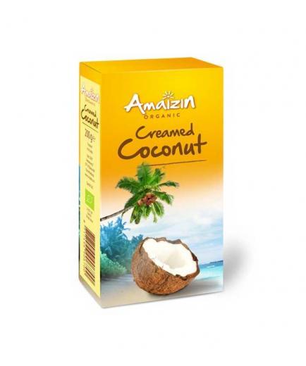 Amaizin Organic - Organic farming coconut cream