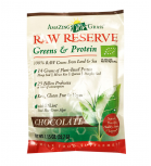 Amazing Grass - Superalimento vegetal en polvo - Raw Reserve Proteina Verde - Chocolate