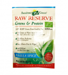 Amazing Grass - Superalimento vegetal en polvo - Raw Reserve Proteina Verde- Vainilla Spice