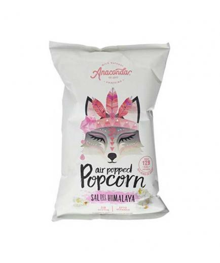 Anaconda Foods - Gluten Free Popcorn 30g - Himalayan Salt