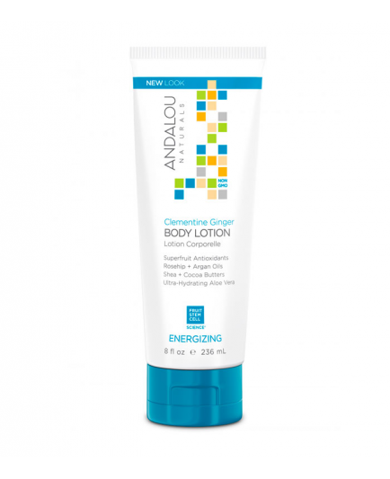 Andalou Naturals - Body Lotion Clementine Ginger