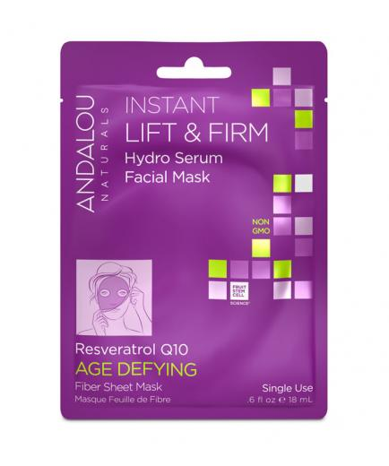 Andalou Naturals - Instant Lift & Firm Hydro Serum Facial Mask
