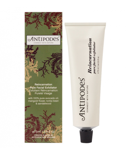 Antipodes - Exfoliante facial - Reincarnation