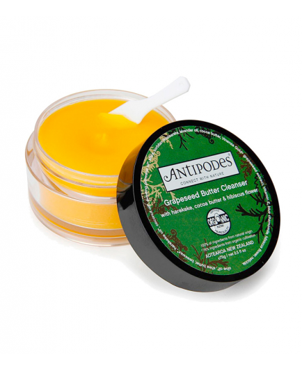 Antipodes - Cleaner - grape seed butter
