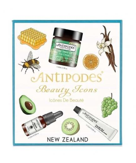 Antipodes - Beauty Icons set
