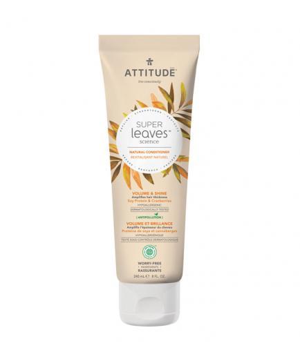Attitude -  Super Leaves Volume & Shine Conditioner - For thin hair