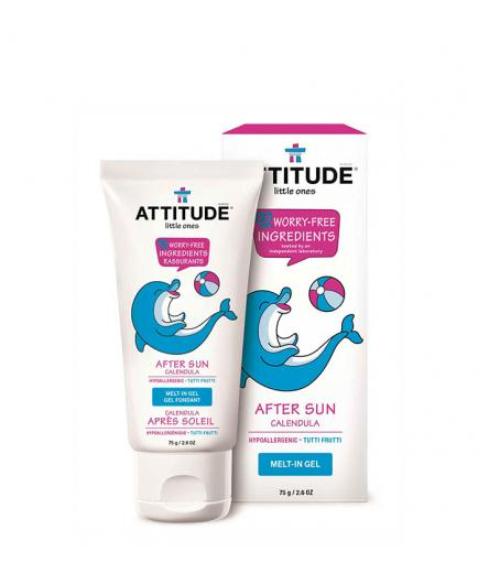 Attitude - After Sun Calendula Little Ones - Tutti Frutti 75gr