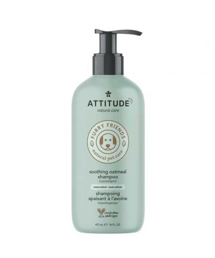 Attitude - Natural Pet Shampoo - Fragance-Free