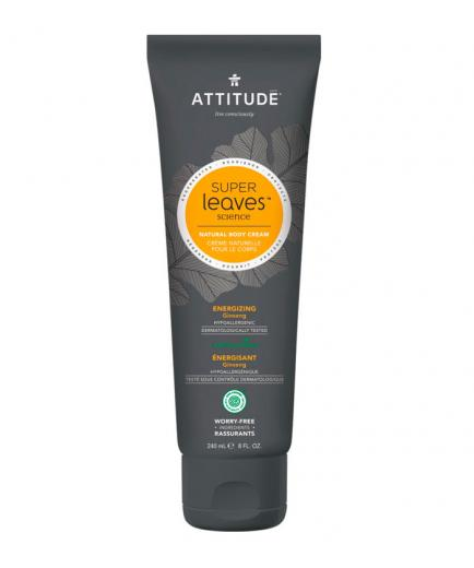 Attitude - Body Cream Super Leaves - Energizing Men