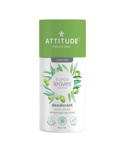 Attitude - Super Leaves Vegan Solid Deodorant - Olive Leaves