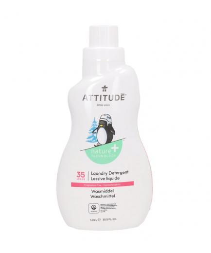 Attitude - Little Ones Liquid laundry detergent - Fragrance-Free