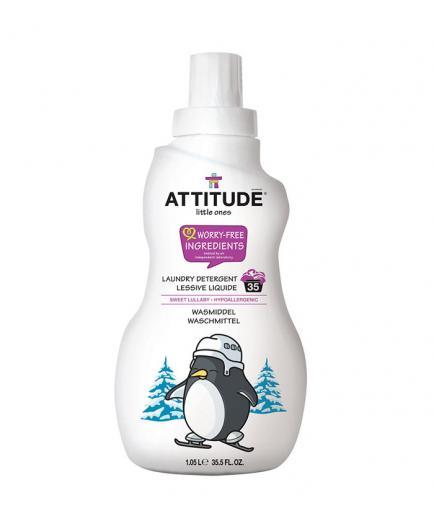 Attitude - Little Ones Liquid laundry detergent - Sweet Lullaby