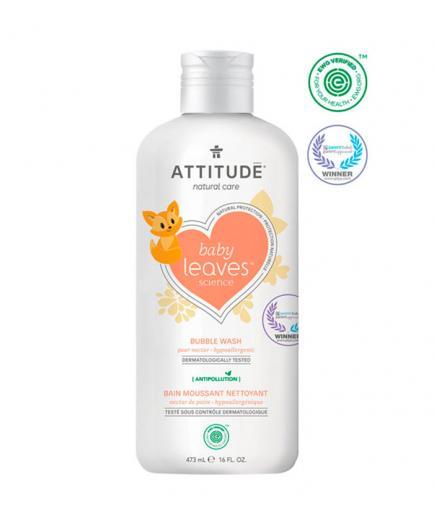 Attitude - Little ones Bubble Bath for baby 473ml - Pear nectar