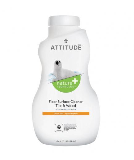 Attitude - Floor Cleaner - Citrus Zest