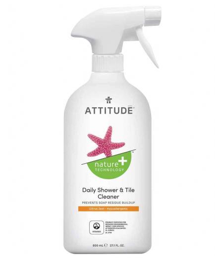 Attitude - Daily Shower Cleaner - Citrus
