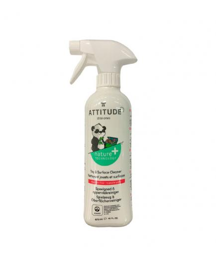 Attitude - Toy and surface cleaner 475ml - Fragrance free