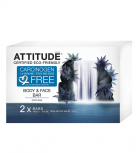 ATTITUDE - 2x Body and face bar soothing
