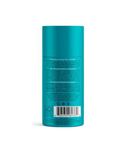 Attitude - Vegan Mineral Sunscreen Stick for Kids SPF 30 85g - Odorless