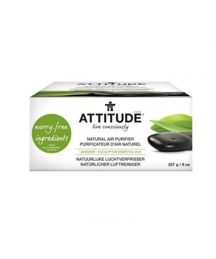 ATTITUDE - Natural air purifier - Green apple and Basil