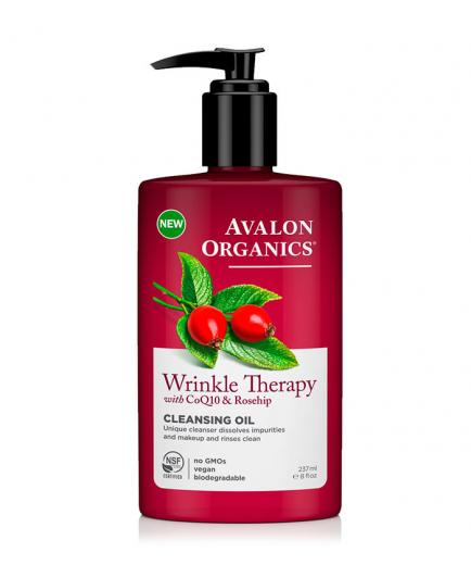 Avalon Organics - Cleansing oil with CoQ10